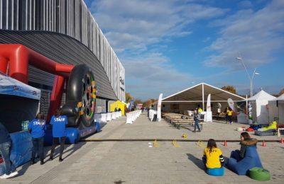 otvorenie stadiona na kluc eventova agentura dunajska streda fortuna liga futbal produkcia